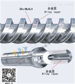 福建雙合金螺桿料筒設計定做|雙合金螺桿料筒報價|華鴻質好價優