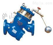 YQ98003型过滤活塞式遥控浮球阀-水利控制阀
