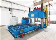 立柱式平板硫化机