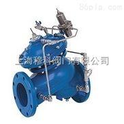 BERMAD伯尔梅特带止回功能可调式减压阀上海销售部
