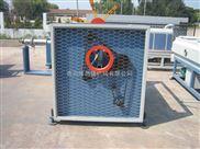 青岛隆昌捷HDPE/PP单壁电力电缆护套管生产线