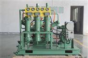 W型氢气压缩机、W型无油氢气压缩机