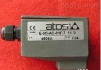 意大利ATOS放大器E-BM-AC-05F