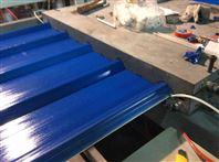 塑料复合瓦设备、PVC波浪瓦生产线价格