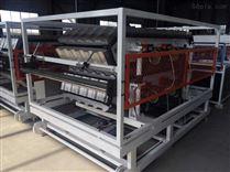 仿古樹脂琉璃瓦生產線