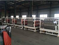 PVC塑料瓦設備機器