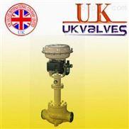 进口笼式焊接调节阀.英国优科UK阀门