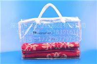 透明棉被袋