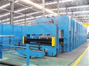 输送带平板硫化机,大型平板硫化机
