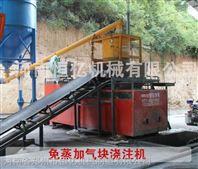 贵州省免蒸养加气块设备-河南恒亿机械公司