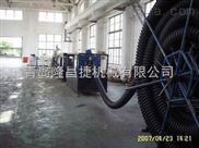 PE通信護套管電力護套管生產線