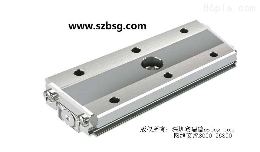 st型-cpc微型不锈钢线性滑台图片