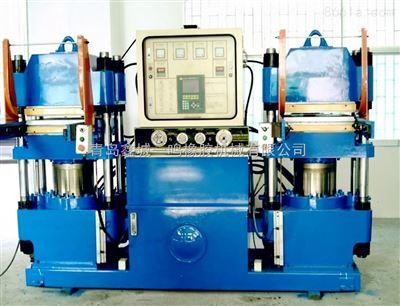 HS-100T单轴/双轴/多联轨道开模硫化机