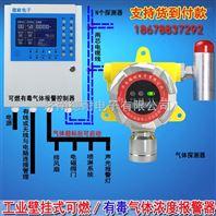 喷漆车间油漆气体报警器,防爆型可燃气体探测器的测量单位