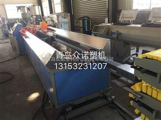 SJ-30中空格子板生产线