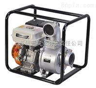 小型应急4寸汽油机水泵价格