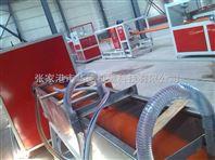 电力管机器,75-219CPVC电力管挤出机生产线设备