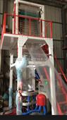 厂家生产 pe塑料吹膜机 700型马夹袋吹膜
