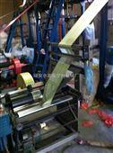 高低压塑�z料袋薄膜制袋机
