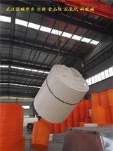 湖北10吨塑料水塔