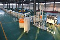 厂家直销橡胶三复合挤出机生产线