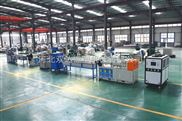 河北双达专业生产销钉冷喂料橡胶管挤出机生产线