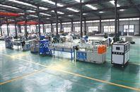 河北∑ 双达专业生产销钉冷喂料橡胶管挤★出机生产线