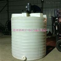洪湖市500L加药装置配用搅拌桶