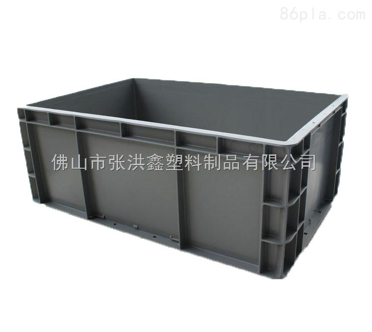 成都塑料周转箱 汽车专用箱EU箱零件箱