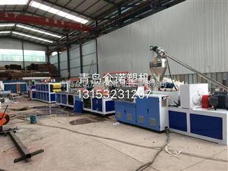 青岛PVC墙板生产线