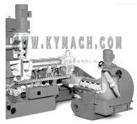 HKY系列雙階擠出造粒機組廠家