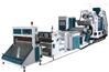 塑料片材挤出机生产线生产过程
