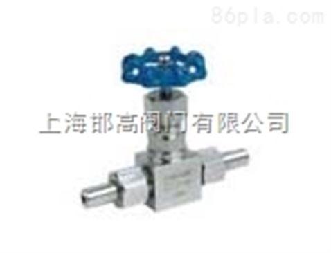 j23w外螺纹焊接针型阀图片