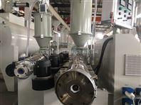 pe,ppr20-110三层硅芯管挤出机生产线