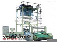 PES聚乙烯热收缩膜吹塑机组价格