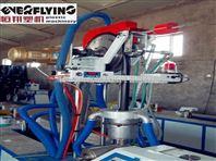 耐用双层共挤单翼迷宫式滴灌带生产机组