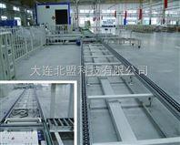 大连输送机-积放输送线-自动化输送机设计制造