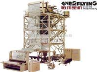 高效多层复合包装膜吹塑机组