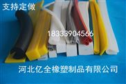 耐高温硅胶密封条耐高温定型机密封条