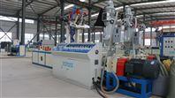 莱芜恒翔专业制造双层共挤单翼迷宫式滴灌带生产机组