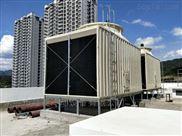 125T横流式方形冷却塔