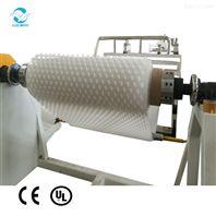 排水羊角板人字板生产线设备