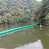 FT60*100升钟水库闸口拦污浮排电站导污排详情