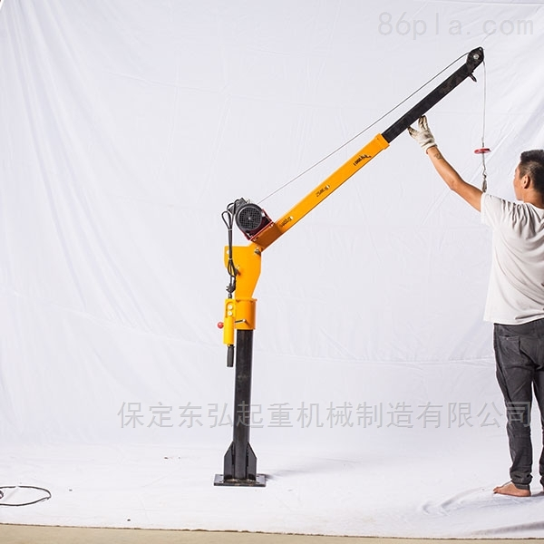 500公斤车载吊机-直流12伏小型随车吊