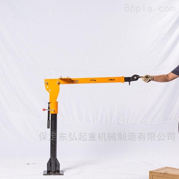 500公斤车载小吊机价格-24V车载吊机销售