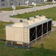 低噪音横流式方形冷却塔