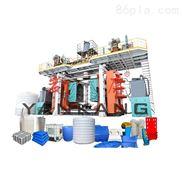大型吹塑機-吹塑水箱清洗