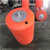 FT60*100水库上游拦垃圾浮筒悬浮式拦污浮排报价