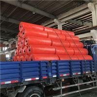 FT60*100大跨度管式拦污排尼龙绳连接塑料浮漂