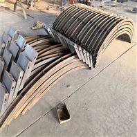 拱形骨架护坡模具安装与技术要求